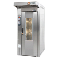 Single Rack Rotating Convection Style Oven | Tagliavini RVT665E