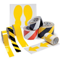 Floor Marking Tape | Brady ToughStripe