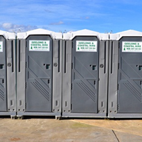 Equipment Hire | Portable Toilets