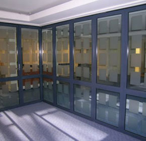 Glass Walls
