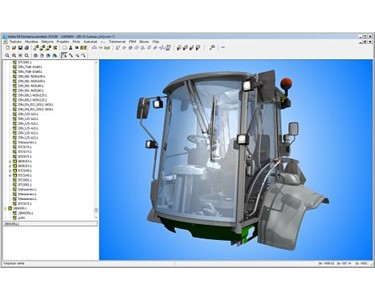 Mechanical CAD & PDM/PLM Solutions - Vertex G4 Mechanical Engineering