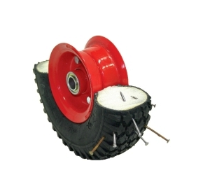 Wheels & Castors | Semi-Pneumatic Puncture Proof | Foam Filled Tyres