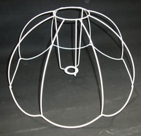 Wire Lampshade Frames