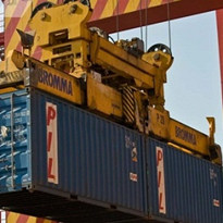 Hazard surveillance: residual  chemicals in shipping containers