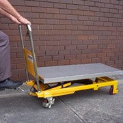 Scissor Lifts | Trolley