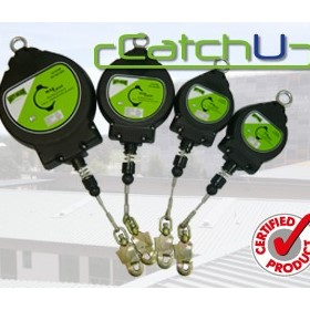 Fall Protection/Arresters | CatchU | Height Safety