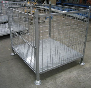 Stillages & Stackable Containers | Standard Stillage