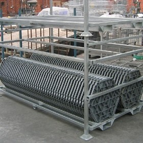 Stillages & Stackable Containers | Specialised Cupfoot Stillage