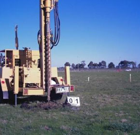 Soil Testing | Foundation Construction