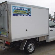 Refrigerated Rental Vehicles