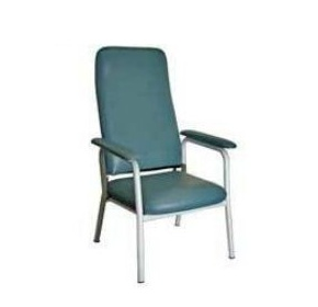 Hospital Furniture | High Back Lounge Chair