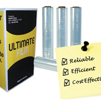 High Performance Pallet Wrap Film | Ultimate Stretch Film - Signet