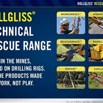 Technical Rescue & Confined Space Equipment Range | Rollgliss®