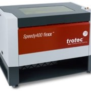 Laser Engraving & Cutting Machine | Speedy 400 Flexx