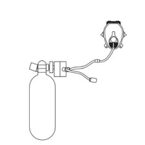 Emergency Escape Breathing Apparatus | Aurora AUR-15-AL
