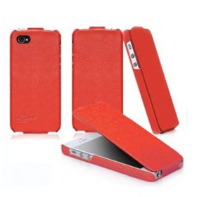 Anti-Radiation Phone Cover | Leather Case & Flip - iPhone 5
