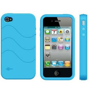 Anti-Radiation Phone Cover | Silicon Case - iPhone 4/4S