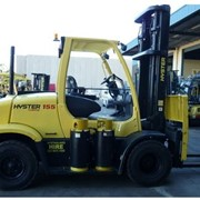 Big Forklift Truck | Hyster H155FT
