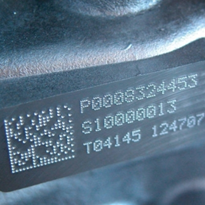 Dot Peen Marking | XF510p | Direct Part Marking