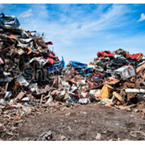 Scrap Metal Recycling Services