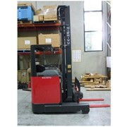 Used Electric Reach Truck for Sale | Nichiyu FBRF16