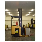 Used Electric Reach Truck for Sale | Hyster N30XMDR