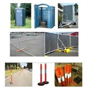 Work Site Equipment Hire