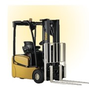 New 3 Wheel Electric Forklift for Sale | Yale ERP15VT