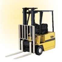 New 3 Wheel Electric Forklift for Sale | Yale ERP10RCF