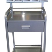 Stainless Steel Trolley | AB Cannulation