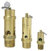 Air Safety Valves