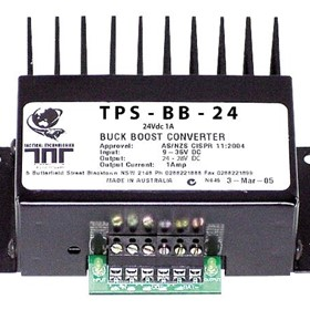 Power DC DC Buck Boost Converter | 24Vdc 1.5Amp | TPS-BB-24