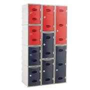Large Plastic Locker | STL052 | eXtreme