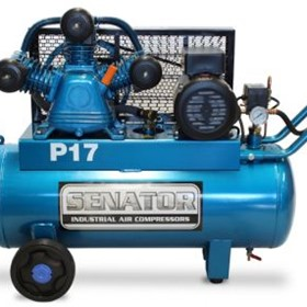 Piston Air Compressor | Senator | P17 3 HP 8.9 CFM