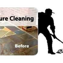High Pressure Cleaning