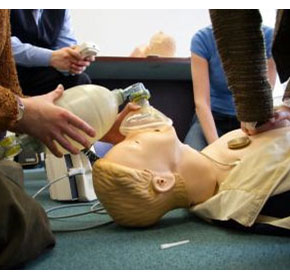 Perform CPR (Cardiopulmonary Resuscitation) Training