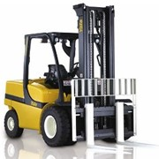 Pneumatic Tyres Counterbalanced Forklift | GDP/GLP40-55VX