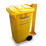 Wheelie Bin Post with Lockable Clamp (WBPOST)