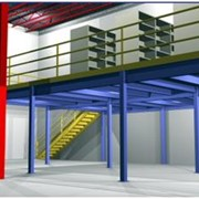 Mezzanine Floors | Structural Supported
