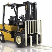 Pneumatic Tyres Counterbalanced Forklift | GDP/GLP20-35VX