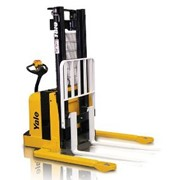 Walkie Straddle Stacker | MSW025-030F & MSW040E