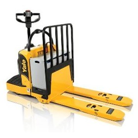 Heavy Duty End-Rider Pallet Truck | MPE060-080VG