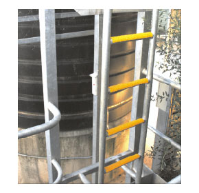 Rung Covers & Cappings | LadderSAFE