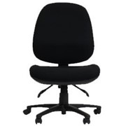 Ergonomic Office Chair | SitFit Extra High Back