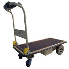 Powered Prestar Platform Trolleys