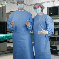 Surgical Gown | Classic Plus Coolmax