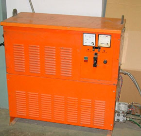 Used Electroplating Rectifiers