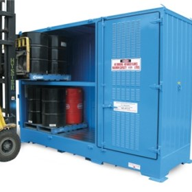Safety Storage Cabinet - Relocatable