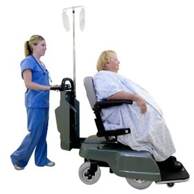 Bariatric Transport Chair | Escort 7.5 Model 760001