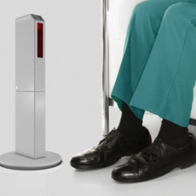 Falls Prevention Monitor | No Restraint Chair Monitor - INVISA-BEAM®